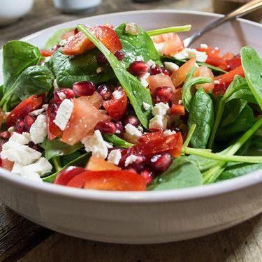 Pomegranate Feta Salad Recipe | SideChef
