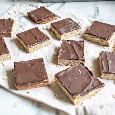 Mom's Chocolate Covered Protein Bars Recipe   SideChef