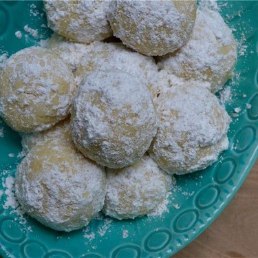 Mastic Cookies Recipe | SideChef