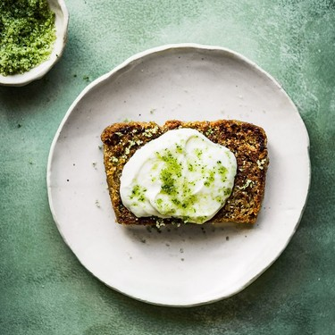 Lemon Basil Zucchini Bread Recipe   SideChef