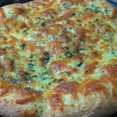 Cheesy Garlic Bread Pizza Recipe | SideChef