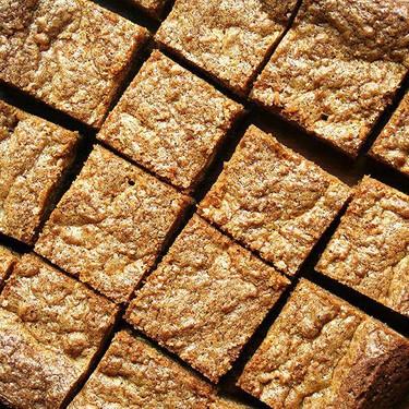 Brown Butter Blondies Recipe | SideChef