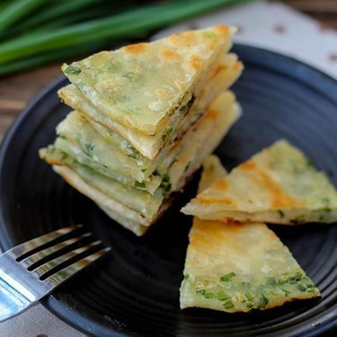 Chinese Scallion Pancakes Recipe   SideChef