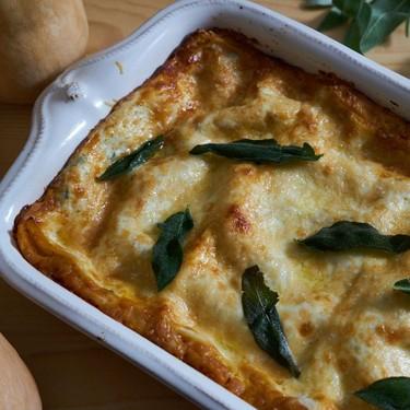 Butternut Squash Lasagna Recipe | SideChef