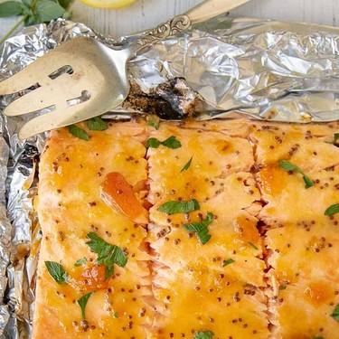 Grilled Salmon in Foil Recipe | SideChef