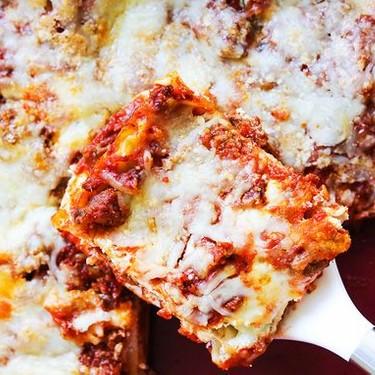 Classic Lasagna Recipe   SideChef