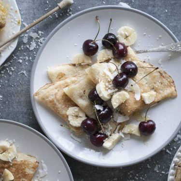 Magical Paleo Crepes Recipe | SideChef