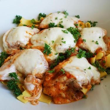 Chicken Parmesan Recipe   SideChef