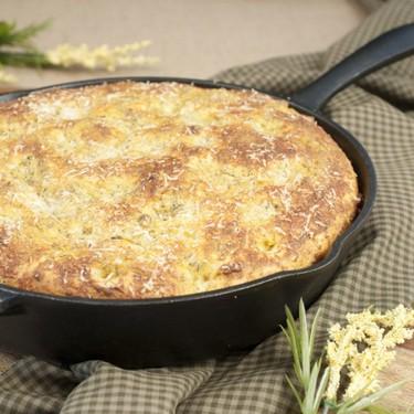 Mustard Herb Skillet Bread Recipe | SideChef