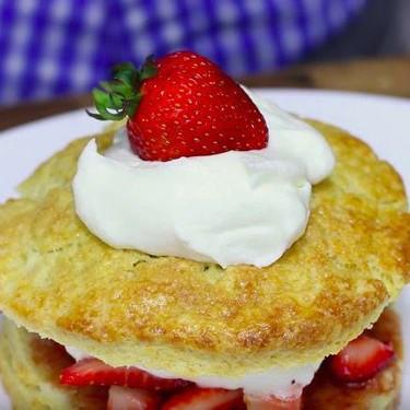 Strawberry Shortcake Recipe | SideChef