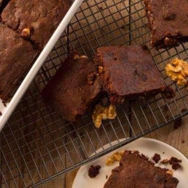 Chocolate Walnut Brownie Recipe | SideChef