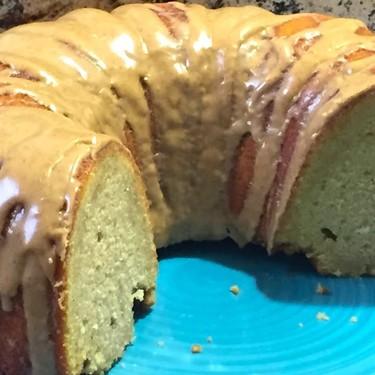 Sweet Potato Pound Cake with Cinnamon Glaze Recipe | SideChef
