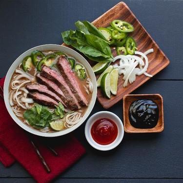 Vietnamese Pho with Flank Steak Recipe | SideChef