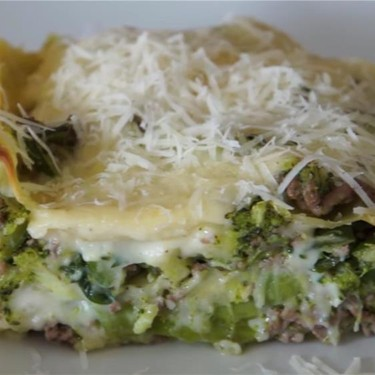 Lasagna Bianca Recipe   SideChef