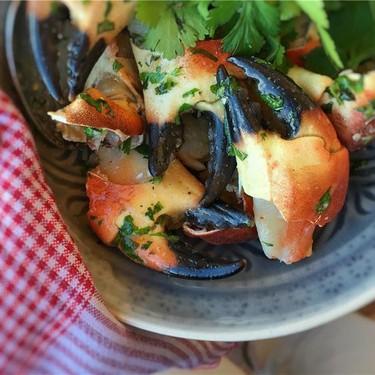 Stone Crab Claws with Cilantro Butter Recipe | SideChef