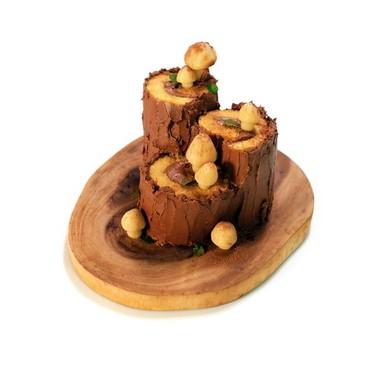 Traditional French Yule Log Recipe   SideChef