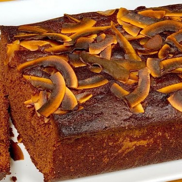Chocolate Coconut Pound Cake Recipe | SideChef
