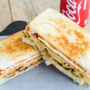 Korean Street Food Sandwich Recipe | SideChef