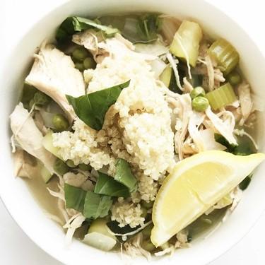 Spring Chicken Soup Recipe | SideChef