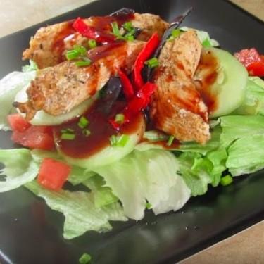 Grilled Chicken Salad Recipe   SideChef