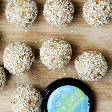 Lemon Ginger Protein Balls Recipe | SideChef