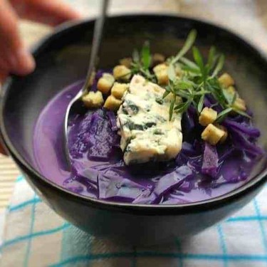 Red Cabbage Soup Recipe | SideChef