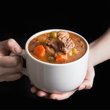 Comforting Pressure Cooker Beef Stew Recipe | SideChef