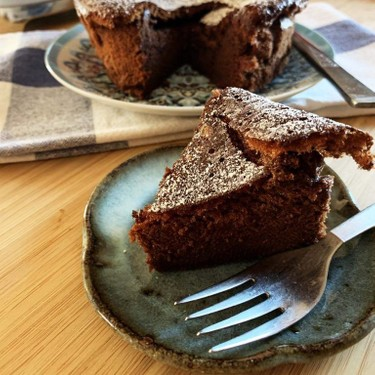 2-Ingredient Chocolate Cake Recipe   SideChef