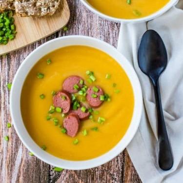 Creamy Kartoffelsuppe German Potato Soup Recipe | SideChef