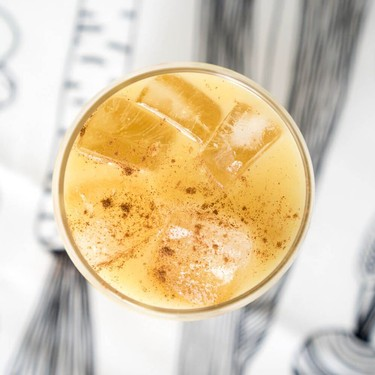 Iced Turmeric Ginger Latte Recipe | SideChef