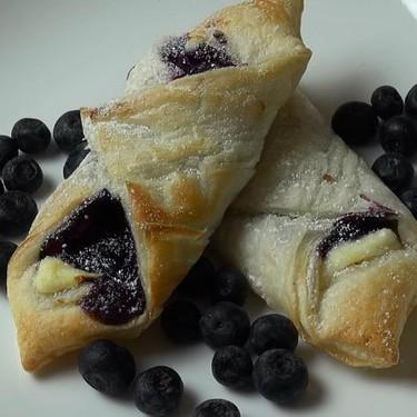 Easy Blueberry Pastries Recipe | SideChef