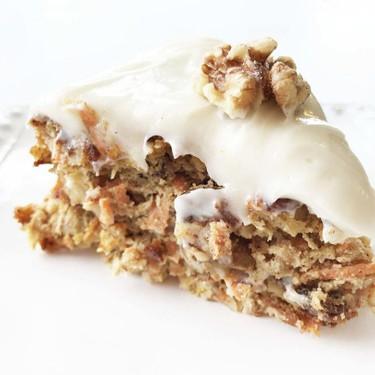 Homemade Gluten-Free Carrot Cake Recipe | SideChef