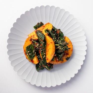 Peach Kimchi Recipe   SideChef