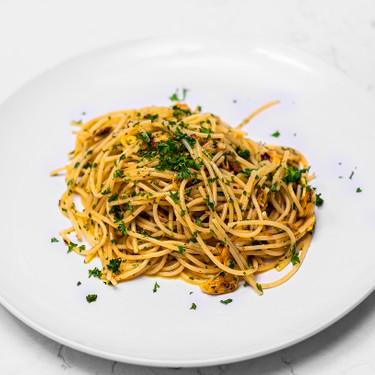 Vegan Aglio e Olio Pasta Recipe   SideChef
