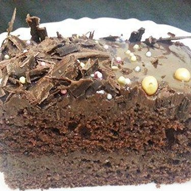 Chocolate Mud Cake with Chocolate Ganache Frosting Recipe   SideChef