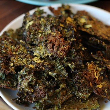 Kale Chips Recipe | SideChef