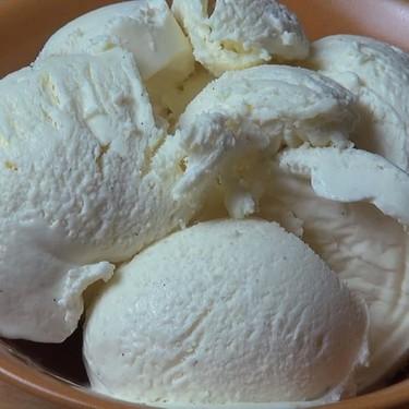 3 Ingredient Vanilla Bean Ice Cream Recipe   SideChef