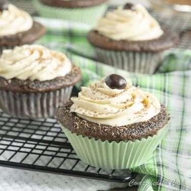 Irish Cream Cupcakes Recipe | SideChef