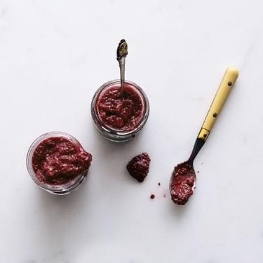 Raspberry and Vanilla Chia Jam Recipe   SideChef