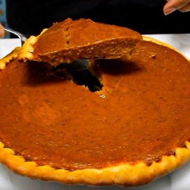 Pumpkin Pie Recipe | SideChef