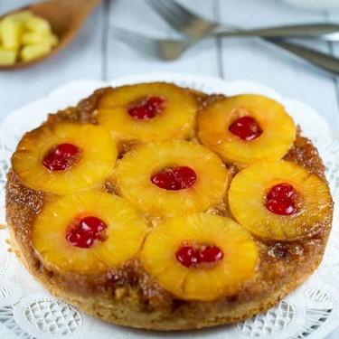 Classic Pineapple Upside-Down Cake Recipe | SideChef