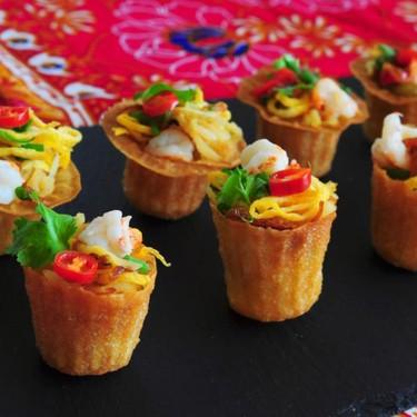 Kuih Pie Tee (Nyonya Top Hats) Recipe | SideChef