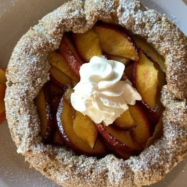 Avocado Peach Tart Recipe   SideChef