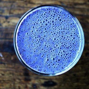 Blueberry-Almond Smoothie Recipe   SideChef