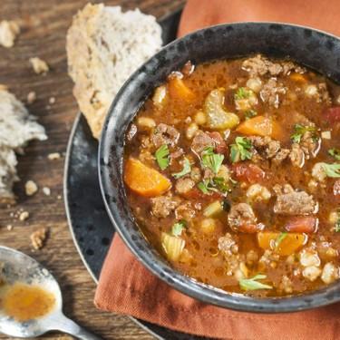 Hearty Hamburger Soup Recipe | SideChef