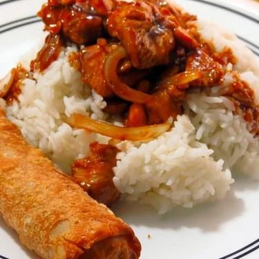 Peanut Chicken Stir-Fry Recipe | SideChef