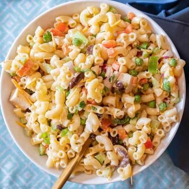 Vegan Macaroni Salad Recipe | SideChef