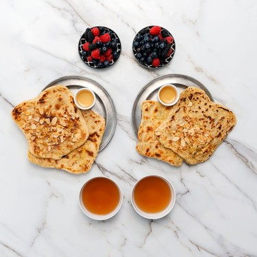 Sweet M'semmen (Crispy Moroccan Pancakes) Recipe | SideChef