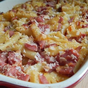Hawaiian Pasta Bake Recipe   SideChef