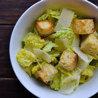Ceaser Salad Recipe | SideChef